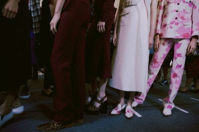 NYFW SS15 shoes