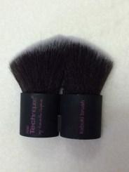 Kabuki Brush Unfolded