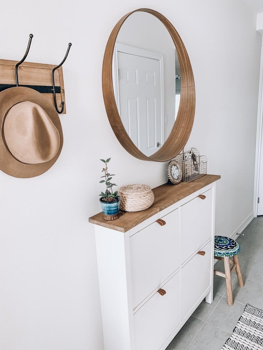 storage NEW IKEA MACKAPAR Shoe cabinet