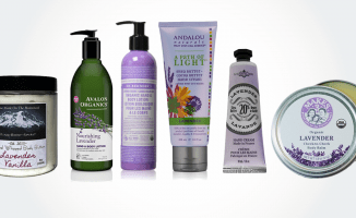 best lavender lotions