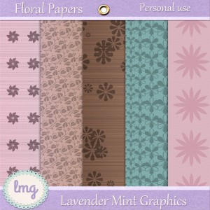 Floral Papers