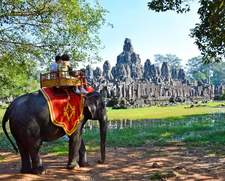Angkor Wat, Cambodia - Best Tropical Destination to Visit in January