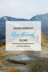 Kawah Ijen, Blue Flamed, Java, Indonesia