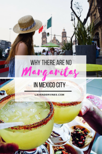 No Margaritas Mexico City