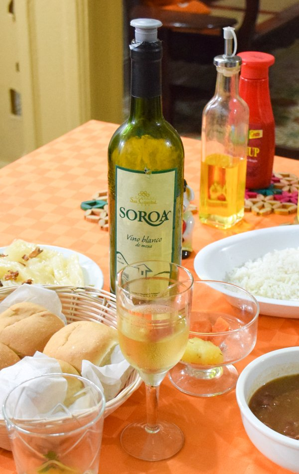 Soroa wine, Havana, Cuba