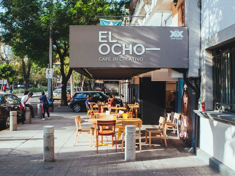 El Ocho - Mexico City's Trendiest Neighborhoods