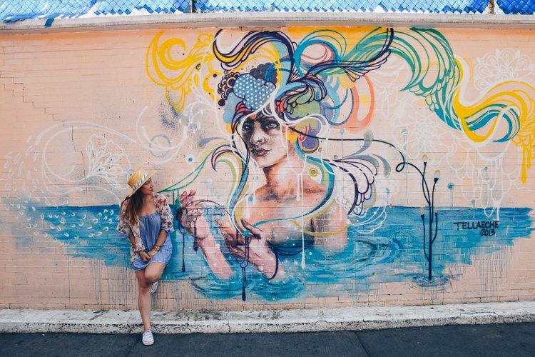 Street Art - 20 Photos Inspire You to Visit Mexico City, Mexico