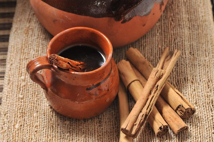 Non-Alcoholic Mexican Drinks -Cafe de olla