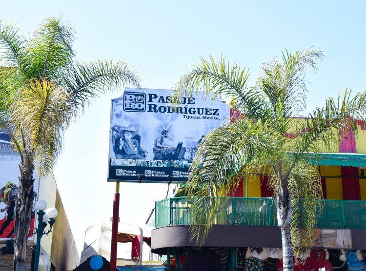 Tijuana, Mexico Hipster Scene, Pasaje Rodriguez