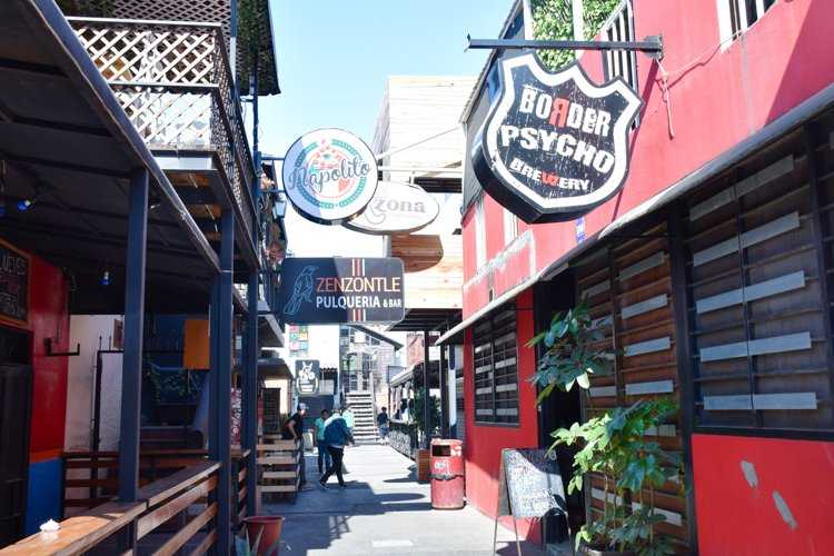 Things to do in Tijuana, Plaza Fiesta