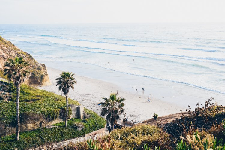 Solana Beach - Best Beaches San Diego