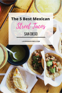 Best Street Tacos San Diego