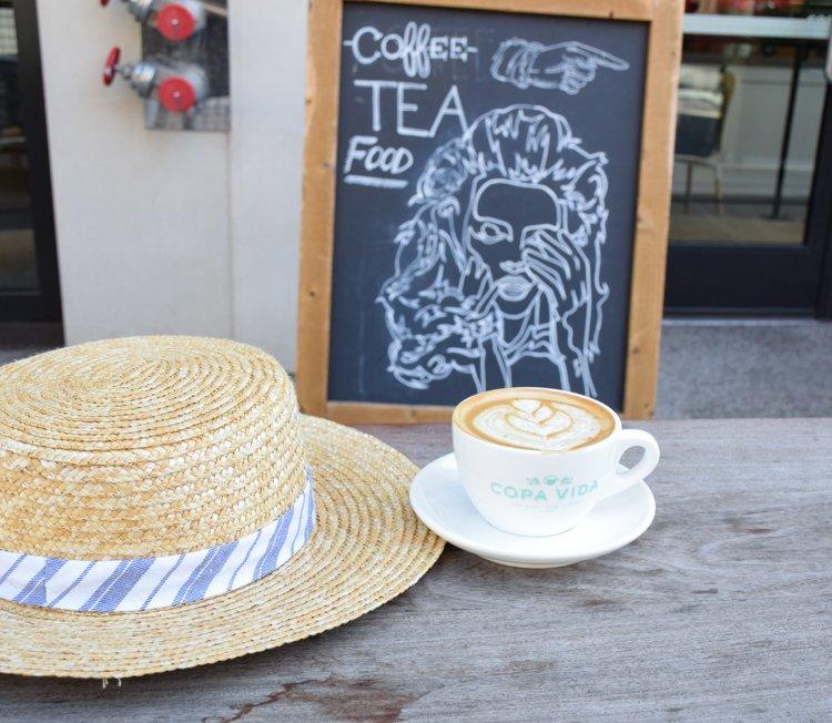 Best San Diego Coffee Shops - Copa Vida