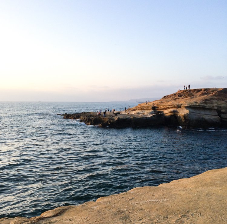 San Diego Bucket List - Sunset Cliffs