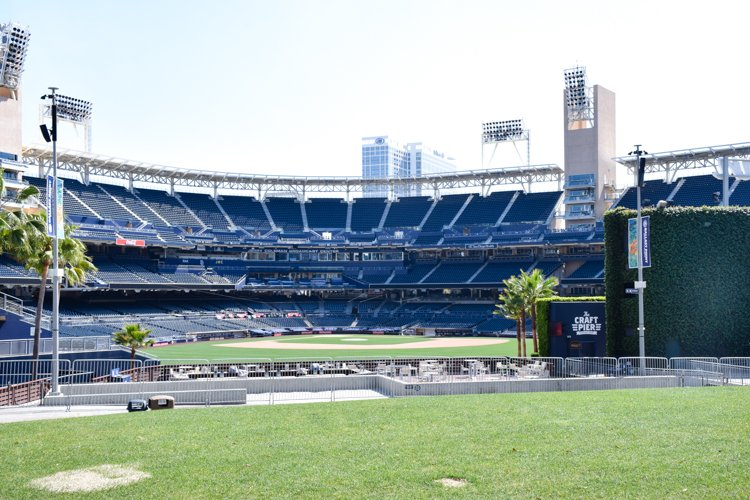 San Diego Bucket List- Petco Park