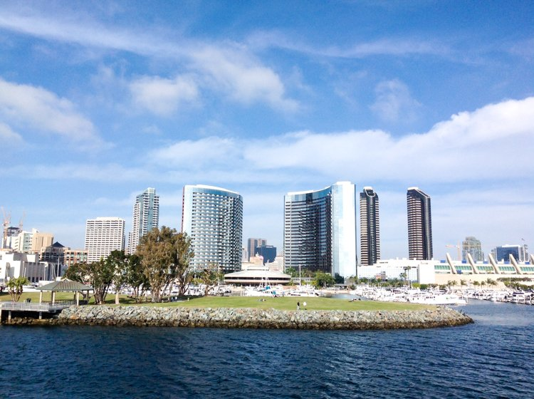 San Diego Bucket List - Harbor Cruise