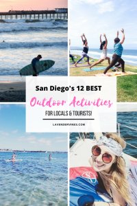 San Diego's Best Outdoor Adventures