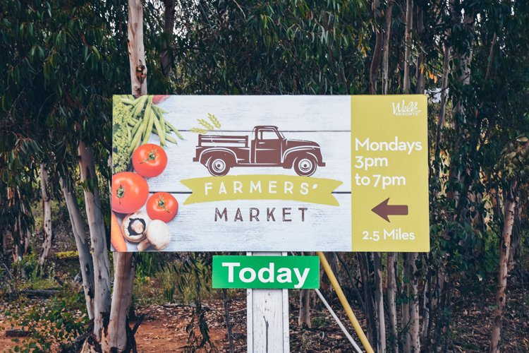 Monday San Diego County Farmers Markets - Pacific Beach Farmers Market