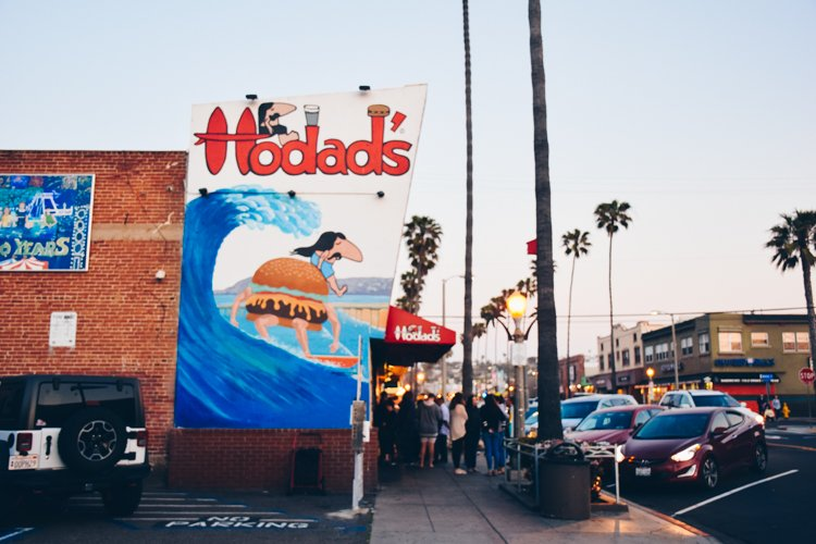 Hodad's - 10 Reasons to Visit San Diego, California