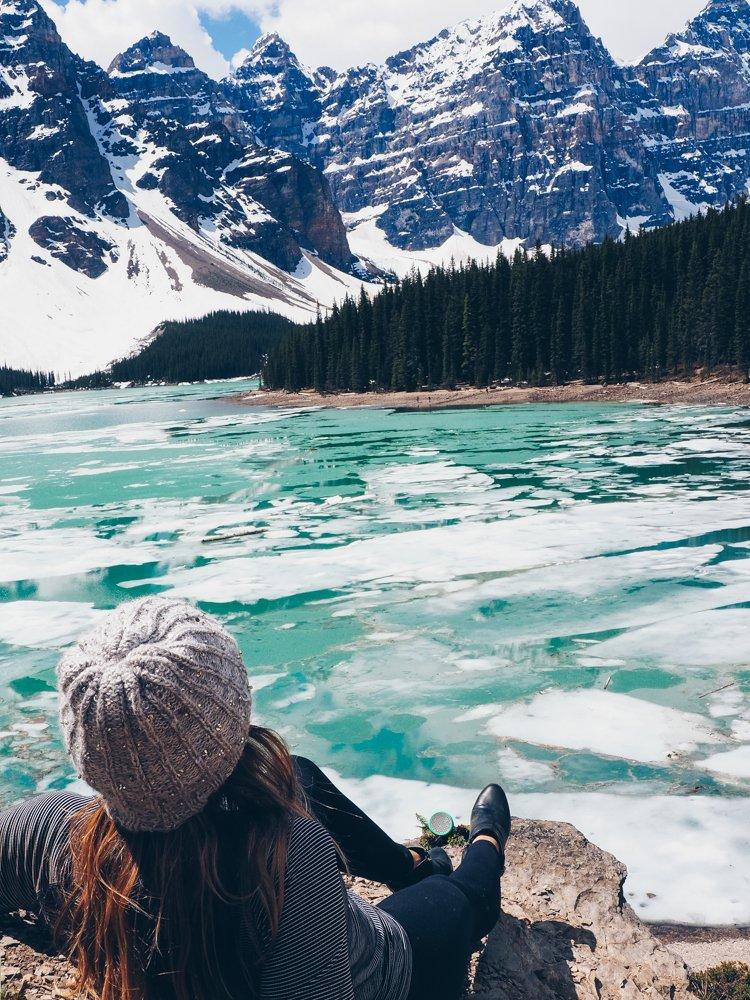 Moraine Lake, Banff National Park, Alberta, Canada - 20 Photos to Inspire You to Visit Moraine Lake