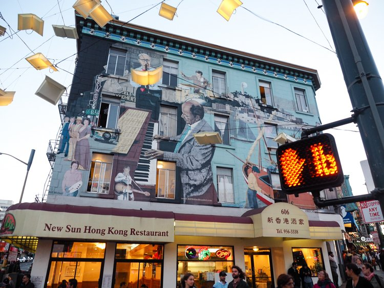North Beach/Little Italy - 48 Hours in San Francisco