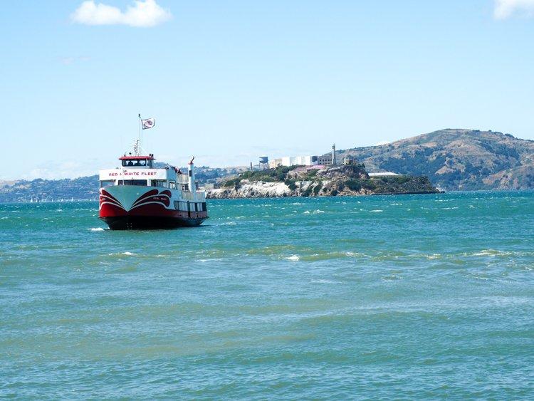 Alcatraz Island - 48 Hours in San Francisco