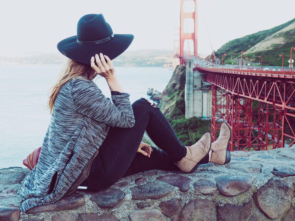 Golden Gate Bridge - 48 Hours in San Francisco