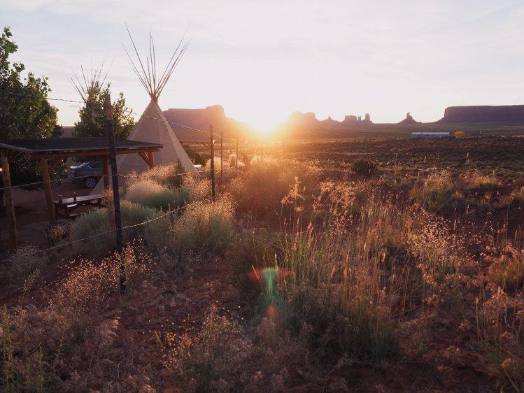 Monument Valley Tipi Village