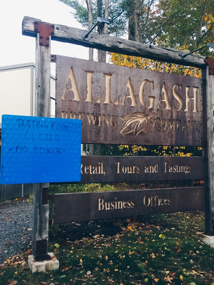 Allagash Brewing Company - Guide to Portland, Maine