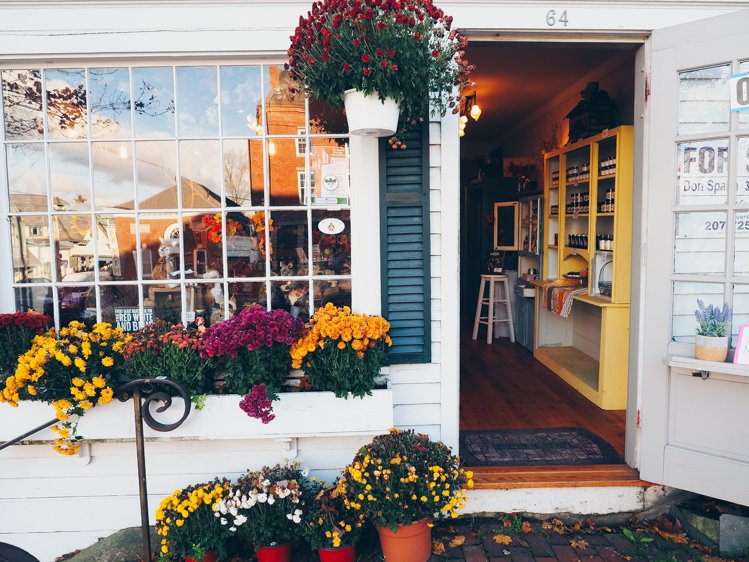 Wiscasset, Maine - Photos to Inspire you to Visit Maine in the Fall