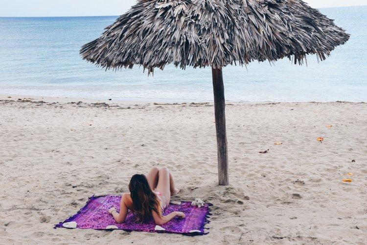 Rancho Luna Beach, Cienfuegos, Cuba - 20 Photos to Inspire You to Visit Cienfuegos and Trinidad, Cuba