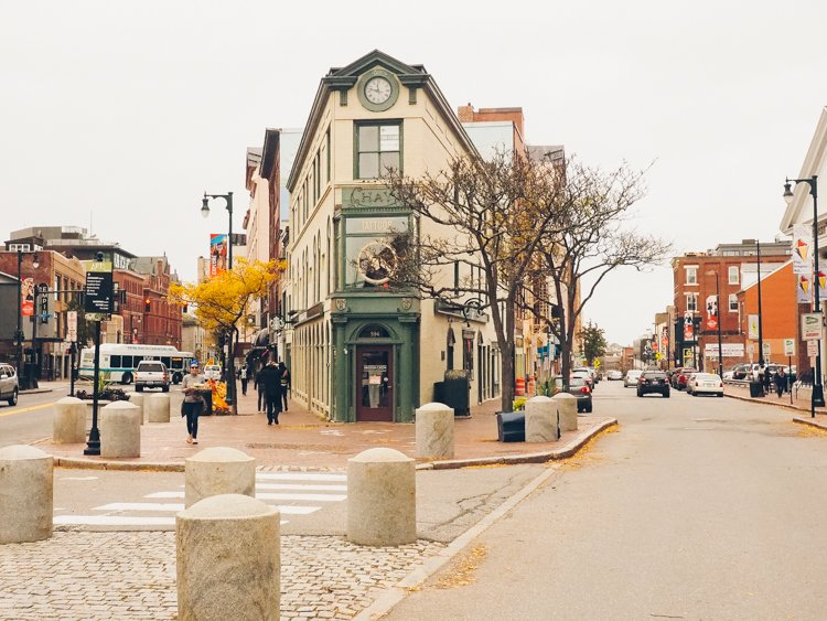 Congress Street - Things to do in Portland, Maine