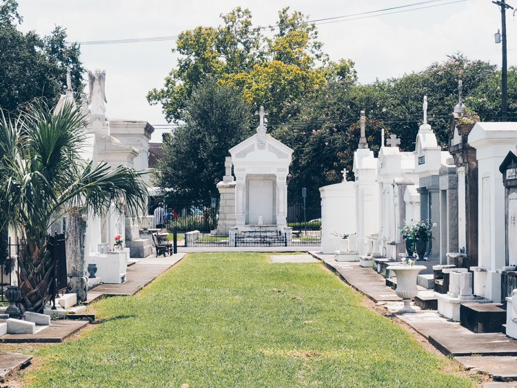 St. Louis Cemetery - Visiting New Orleans