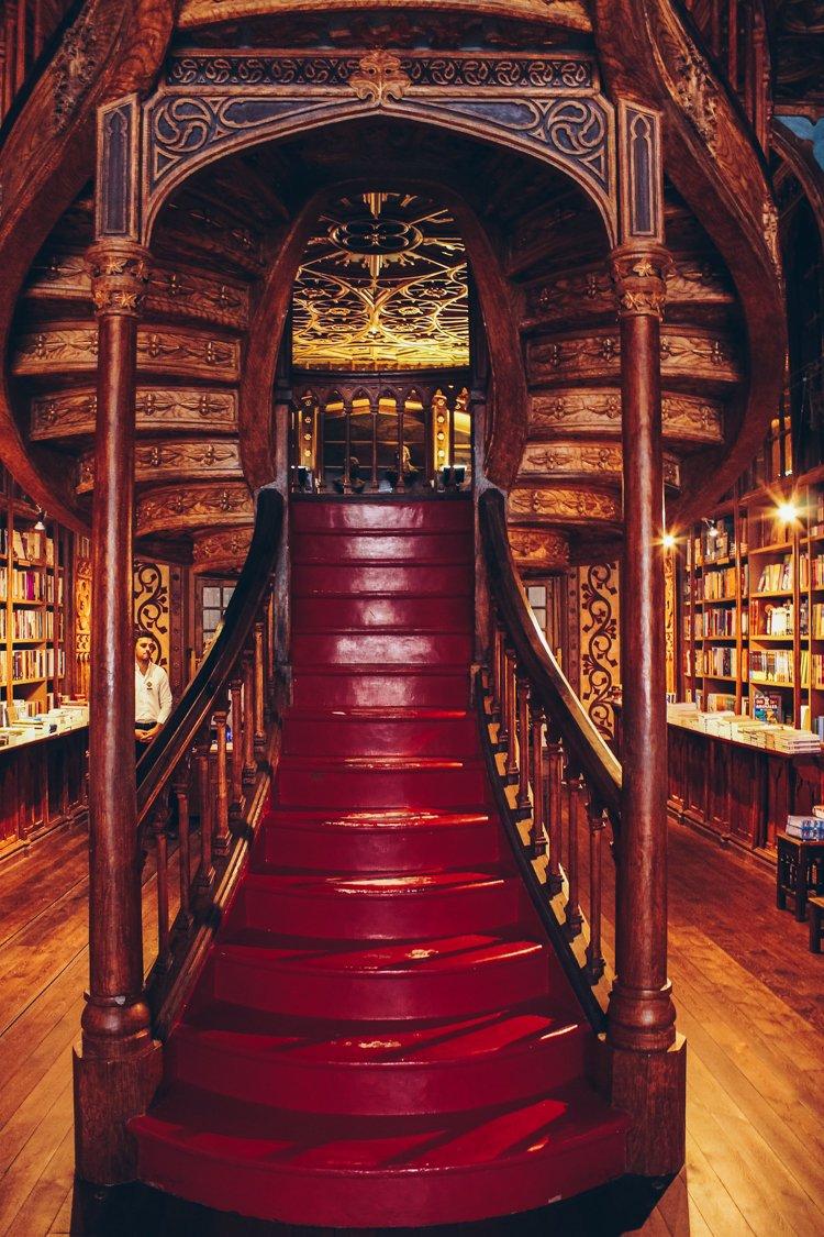 Livraria Lello - Things to do in Porto, Portugal