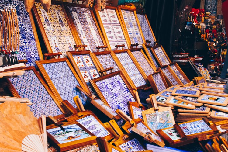 Azulejo Tiles - Things to do in Porto, Portugal
