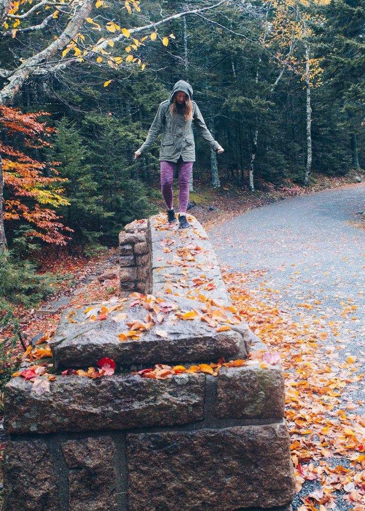 Best Places to Visit in the Fall - Acadia National Park