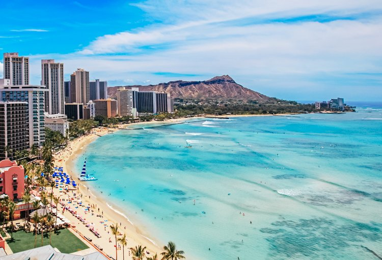 Things to do in Hawaii - Waikiki Beach