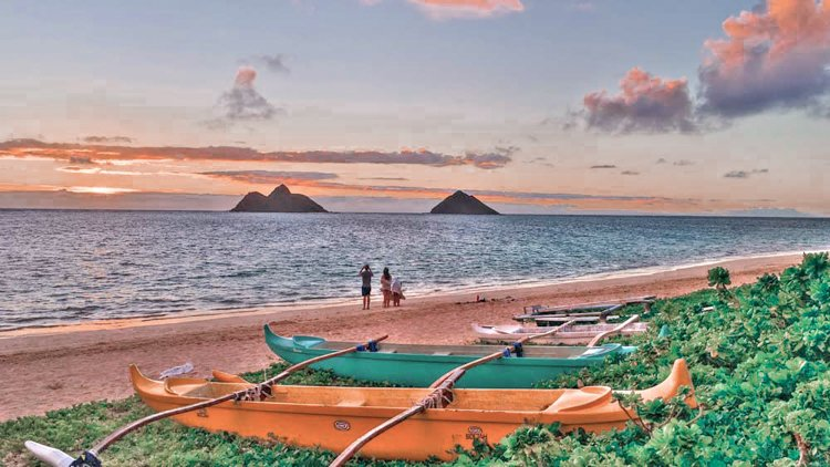 Things to do in Hawaii - Lanikai Beach