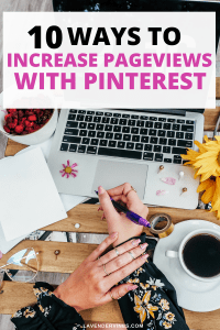 10 Ways to Increase blog traffic with Pinterest