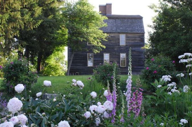 Portland Maine tours - Tate House Museum Tour