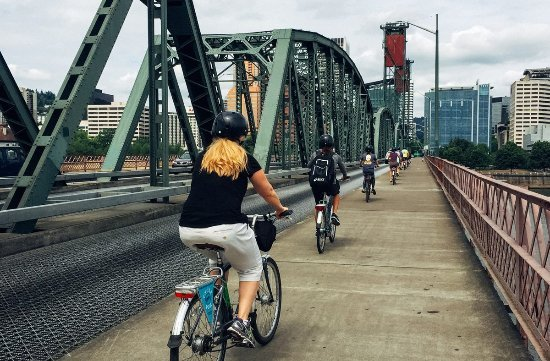 Portland Maine tours - Portland bike tour