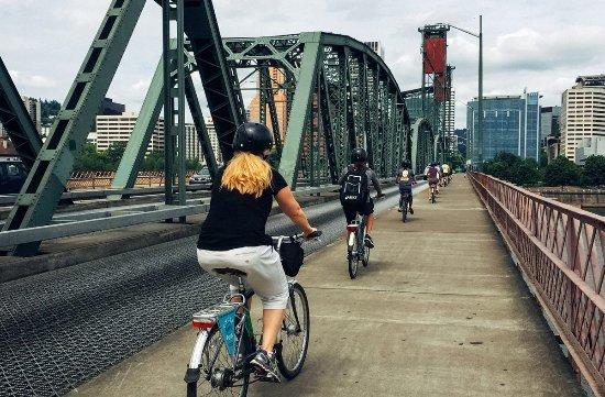 Portland Maine tours - Portland bike tour