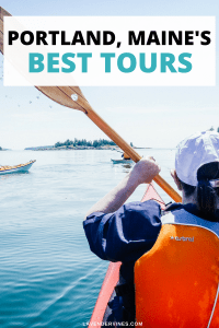 Portland, Maine's Best Tours