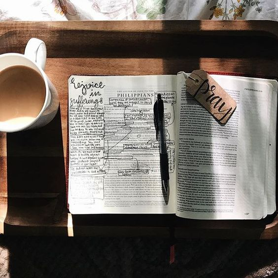 Top 10 Bible Study Tips - Journaling Bible
