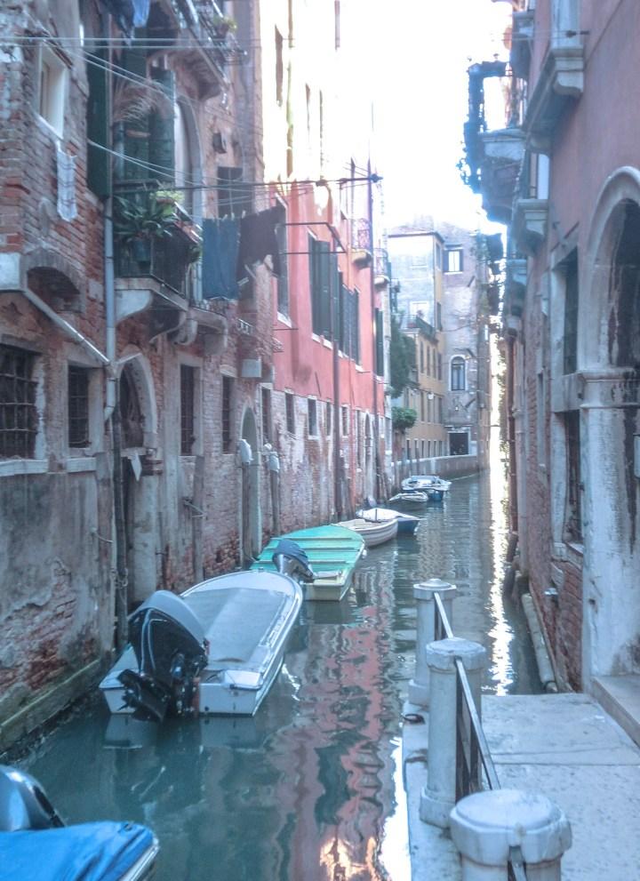 Ocio che nevega – January in Venice