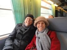 Train to Fontainbleau