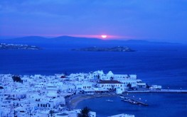 La Veranda of Mykonos Guesthouse - View