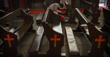 En China arrestaron a un pastor