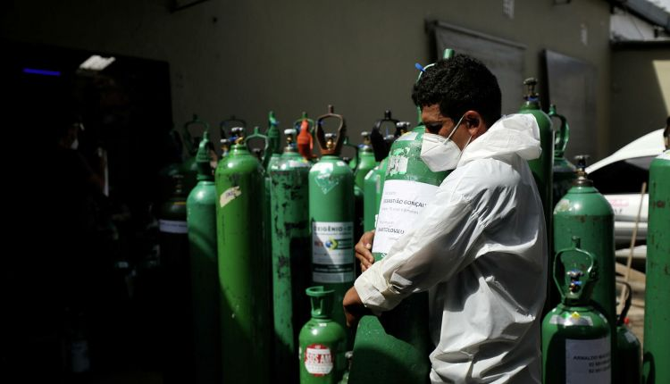 Brasil oxígeno