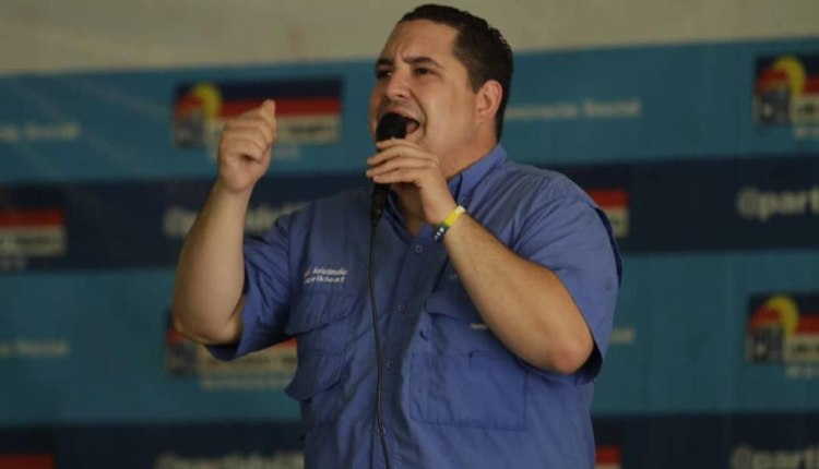 Ángel Aristimuño, Presidente de UNT